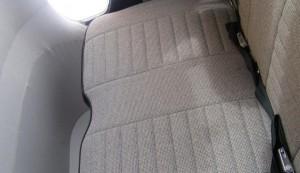 Cessna 180 Float Plane Interior