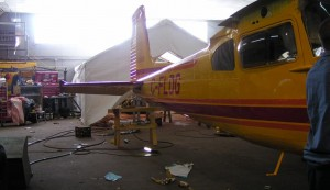 Cessna 180 Float Plane